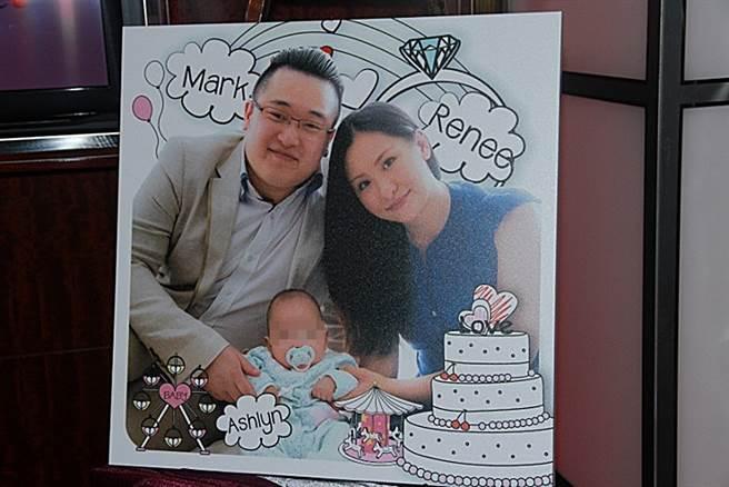 曾志偉小兒子曾國猷、張可蕙近日承認離婚。(圖/取自《on.cc東網》)