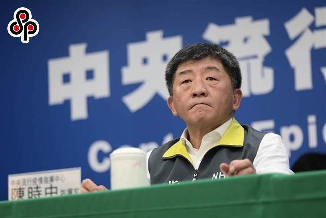 2022年台北市长街头民调结果曝光,各阵营热门人中,国民党立委蒋万安与卫福部长陈时中并列第一。(本报资料照)