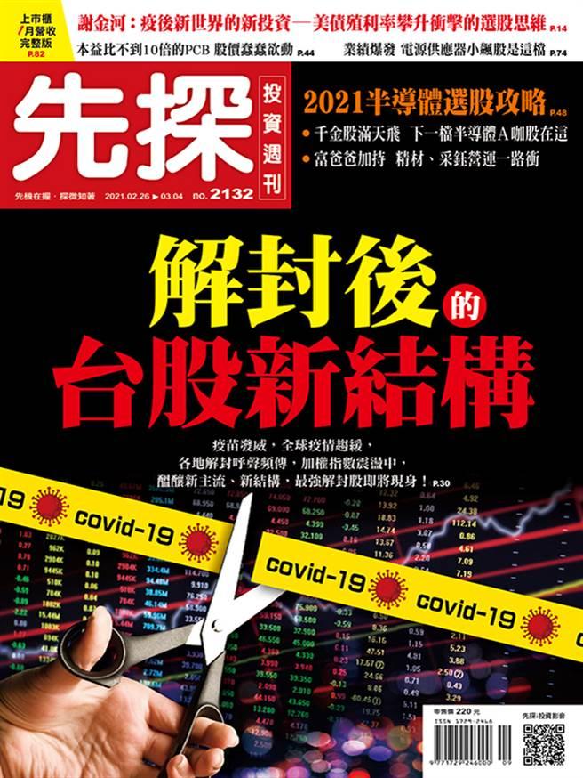 先探投資週刊2132期