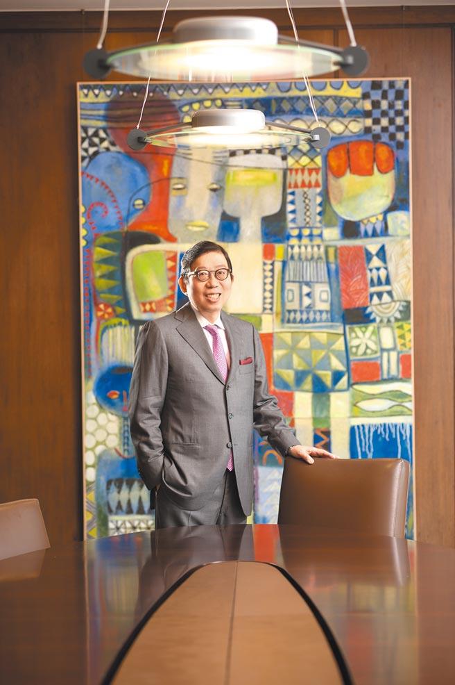 富邦金控董事長蔡明興表示,富邦金控連續兩年獲《Brand Finance》評選為「全球500大最有價值品牌」是對公司的高度肯定。圖/業者提供