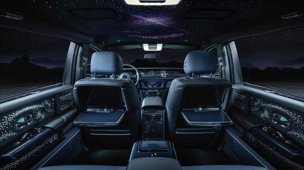 來自時間與宇宙的啟發!Rolls-Royce推出限量20部的Phantom Tempus Collection