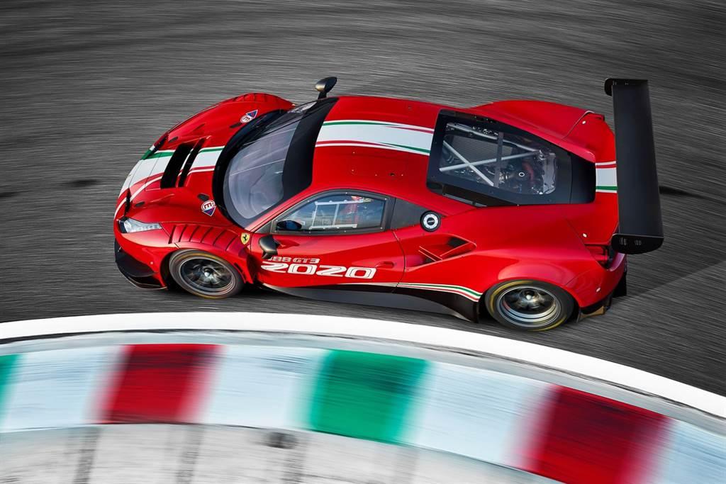攻入WEC最高殿堂!Ferrari正式宣布將推出專屬賽車參戰Le Mans Hypercar