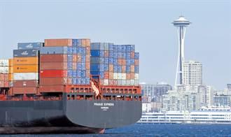 1分鐘讀財經》海運美西線長約大漲 業界估今年獲利翻倍