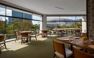 台北最新花園景觀文創中餐廳 「聚聚樓」誠品松菸開賣