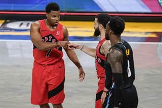 NBA》羅瑞想跳槽七六人爭冠 暴龍打算成全