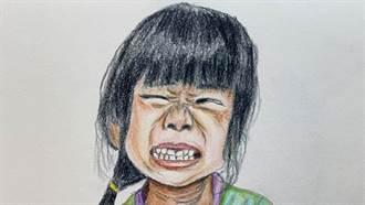 7歲童歪頭學狗叫!媽搧巴掌嗆吃屎 醫心疼:罹罕病了