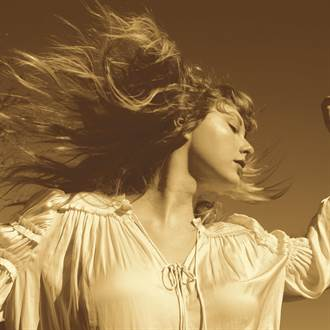 相隔13年還是冠軍 泰勒絲首張專輯重錄版4月登場