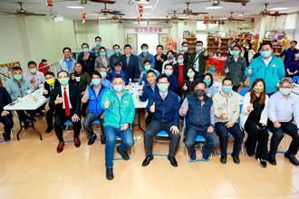 《產業》台灣燈會移展金門 林佳龍傾聽觀光業心聲