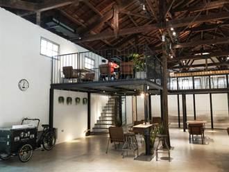 中市农会仓库咖啡馆 高达50支咖啡供品尝