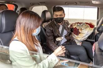 藝術家到計程車上開講 詹傑、黃郁晴、汪兆謙為大眾說故事