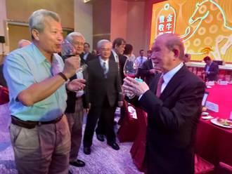 義聯集團新春聯誼晚宴 林義守宣布砸160億開發屏東健康產業園區