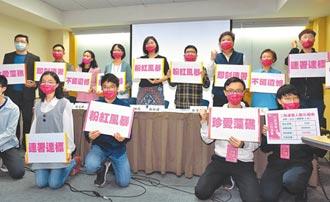 新聞透視》政治化環保運動 雙標黨原形畢露