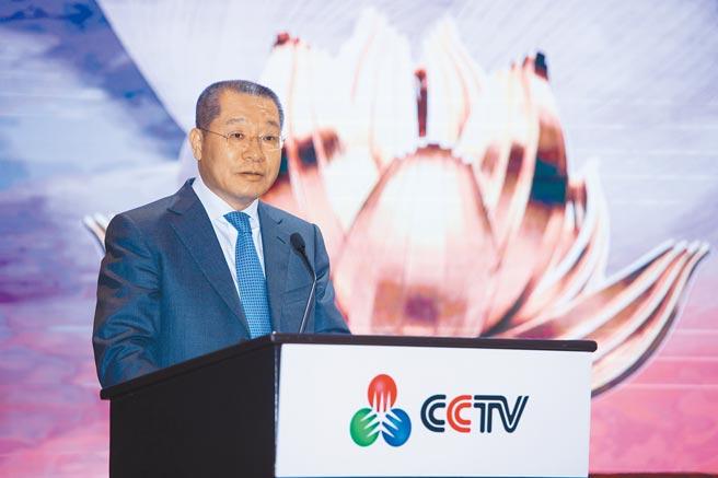 陸媒引述鳳凰衛視內部公告指出,大陸央視副台長孫玉勝出任鳳凰衛視常務副總裁。(新華社)
