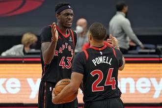 NBA》新冠侵襲暴龍!席亞卡與教頭都遭隔離