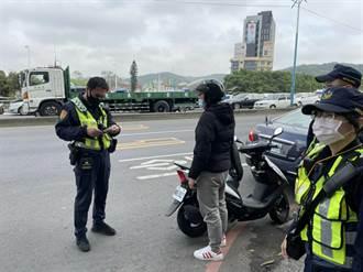桃園3月是交通事故高峰 百大路段9天大執法