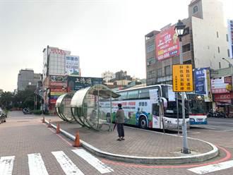 竹南火車站周邊科技設備抓違停 3月1日正式執法