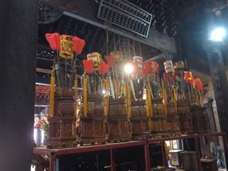嘉義市百件古物說故事 城隍廟很有料