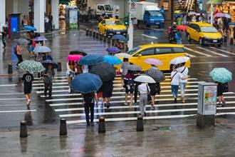 連假2日都是好天氣 下周再變天!氣象局曝降雨熱區