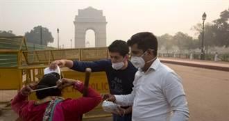 印度禁塑政策沒用? 連空氣也出現塑膠汙染