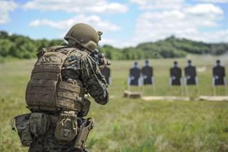 美陸戰隊新版步槍專長鑑定內容曝光 依成績分3等級