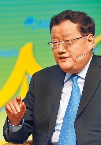 鳳凰衛視劉長樂 卸任行政總裁