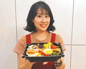 營養師跨行當廚娘 賣低卡餐盒