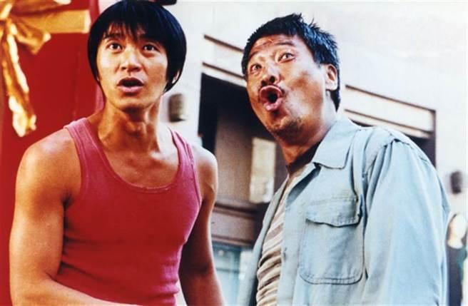 电影《少林足球》是周星驰、吴孟达合作最后一部作品。(本报系资料照)