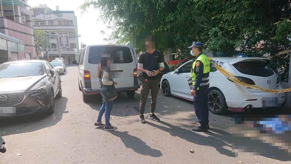 台南市發生一起嬤孫車內輕生悲劇,58歲林姓阿嬤與7歲孫子皆死亡。(程炳璋攝)