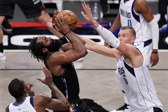 NBA》三巨頭僅剩哈登 籃網8連勝無奈喊卡