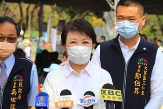 江啟臣競選連任黨主席 盧秀燕說加油未表態