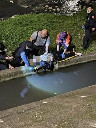 桃園男疑血糖過低 散步昏倒墜10公尺河谷雙腿斷