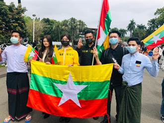 缅甸政变至今台湾毫无反应 时力:民进党不撑缅甸吗?