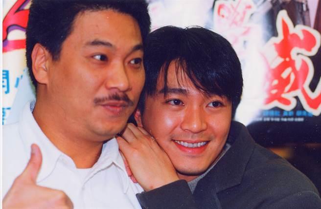 吳孟達很感謝導演吳思遠,讓他與周星馳有了第一次電影《賭聖》合作。(本報系資料照)