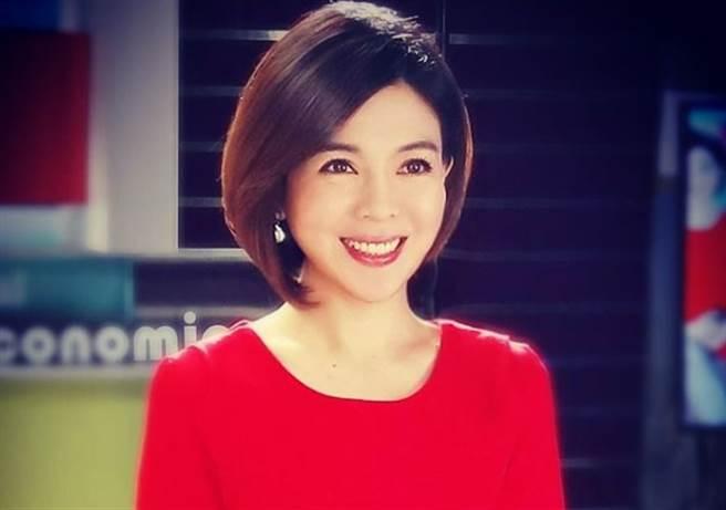 刘祝华现在是财经台的主播及节目主持人。(图/翻摄自刘祝华IG)