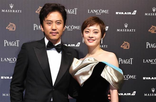 邓超和孙俪是演艺圈模范夫妻檔。(图/中时资料照)