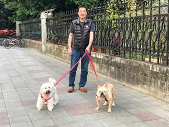 費鴻泰楊靜宇Clubhouse談養寵物  提動物警察等五建議