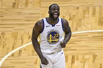 NBA》勇士缺乏領袖 柯瑞該站出來管教格林
