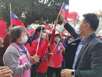 江啟臣:解決鳳梨檢疫出口問題 不要參雜政治因素