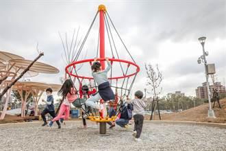 竹北4座特色公園年底完成 設計圖線上公展