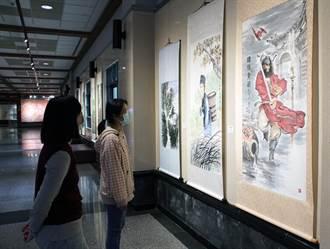 華夏書畫協會聯展 92件作品港藝中心展出