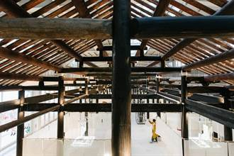 国内仅存的清代考棚  中市修復台湾府儒考棚3月开放