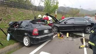三灣對撞車禍低收父子雙亡 18歲倖存婦等開刀恐付不出醫藥費