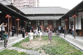 91年舊斗南分局修復 現代芭蕾舞現場演繹歷史