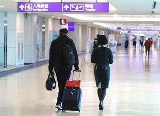 台灣又輸出病例 在台工作陸籍人士入境上海確診