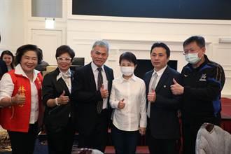 台灣游泳池事業協會成立 台中市長盧秀燕力挺