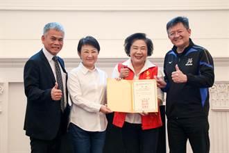 台灣游泳池事業協會成立 盧秀燕:大力支持游泳產業