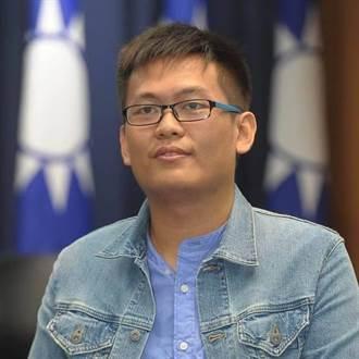 藍營南部世代交棒首例  李眉蓁發言人呂謦煒返鄉備戰2022