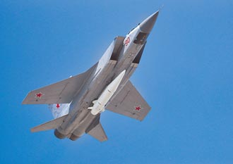 對抗中俄 美優先發展極音速武器