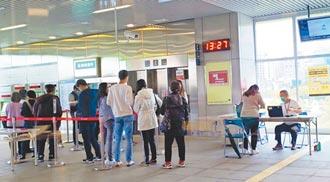捷運烏日站取消綁卡服務