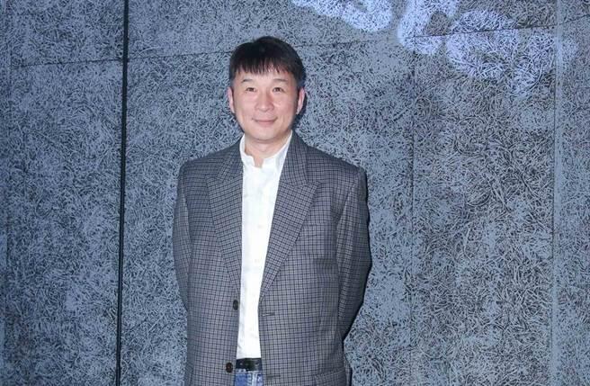 「王牌经纪人」陈镇川昨深夜在脸书报喜晒儿子。(图/本报系资料照片)